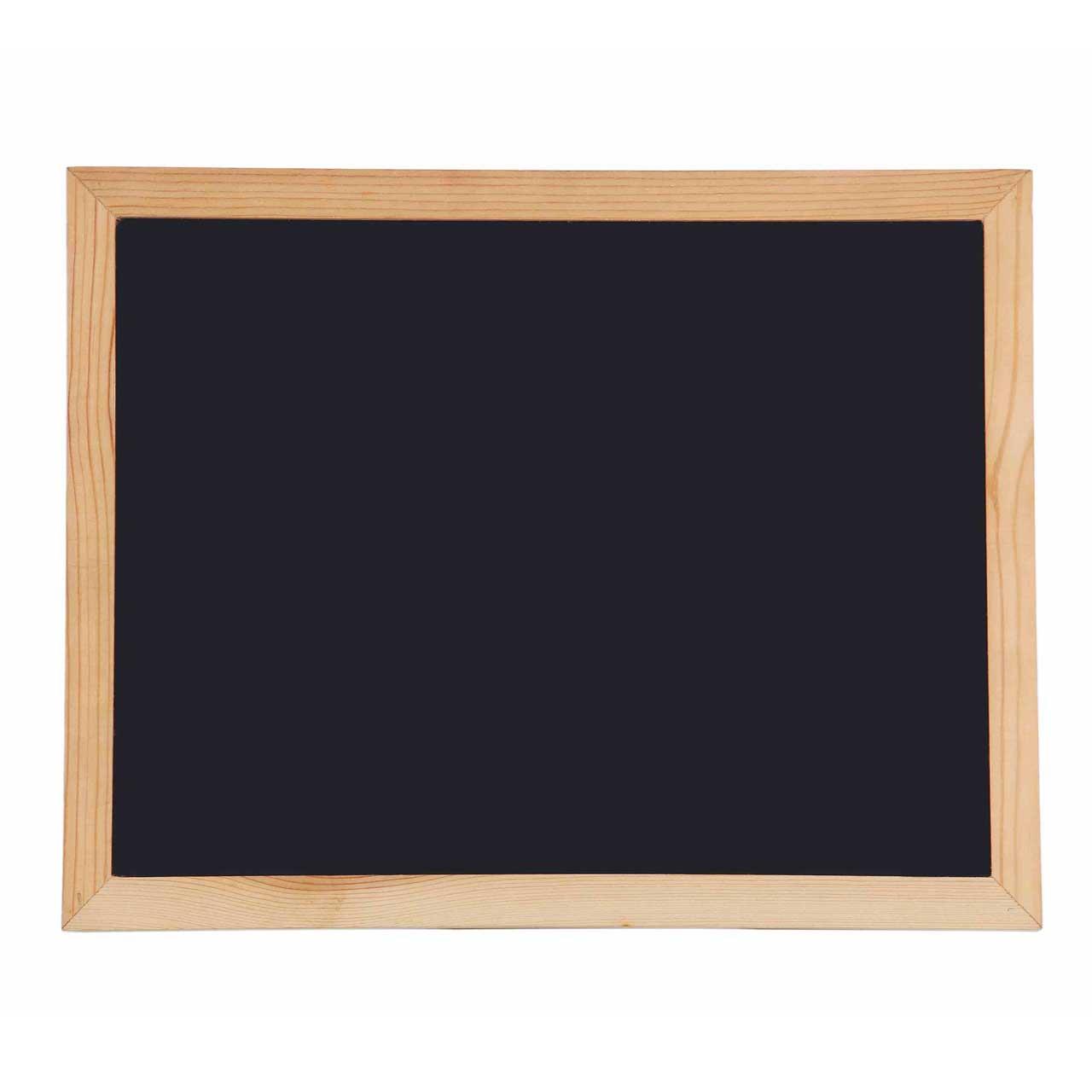 تخته سیاه گچی مدل 2in1 سایز 30 در 40