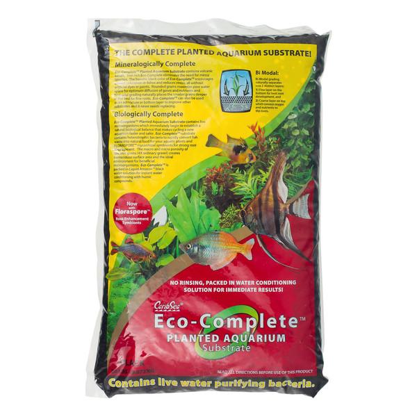 خاک آکواریوم کارائیب سی مدل eco-complete بسته 9.072 کیلوگرمی