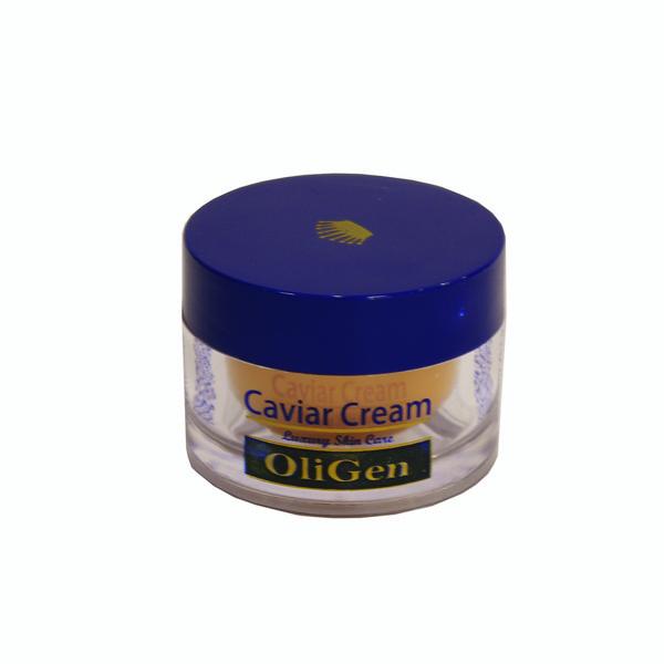 کرم ضد چروک اُلی ژن مدل Caviar حجم 50 میلی لیتر