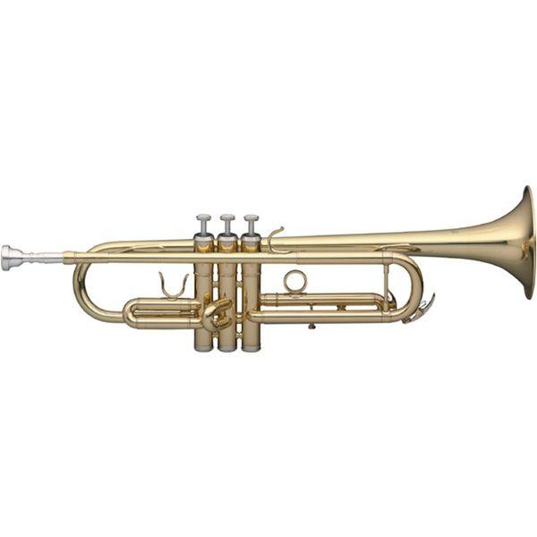 ترومپت سیبمل استگ مدل WS-TR115 | Stagg WS-TR115 B-Flat Trumpet