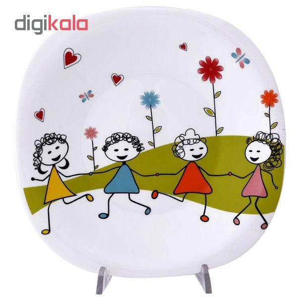ست ظرف غذا کودک 5 تکه مدل نقاشی کودک main 1 1