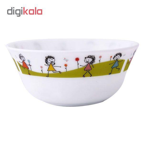 ست ظرف غذا کودک 5 تکه مدل نقاشی کودک main 1 2