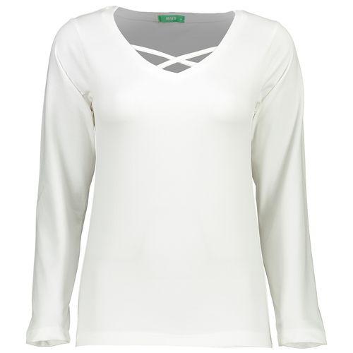 تی شرت زنانه آر ان اس مدل 1103006-01