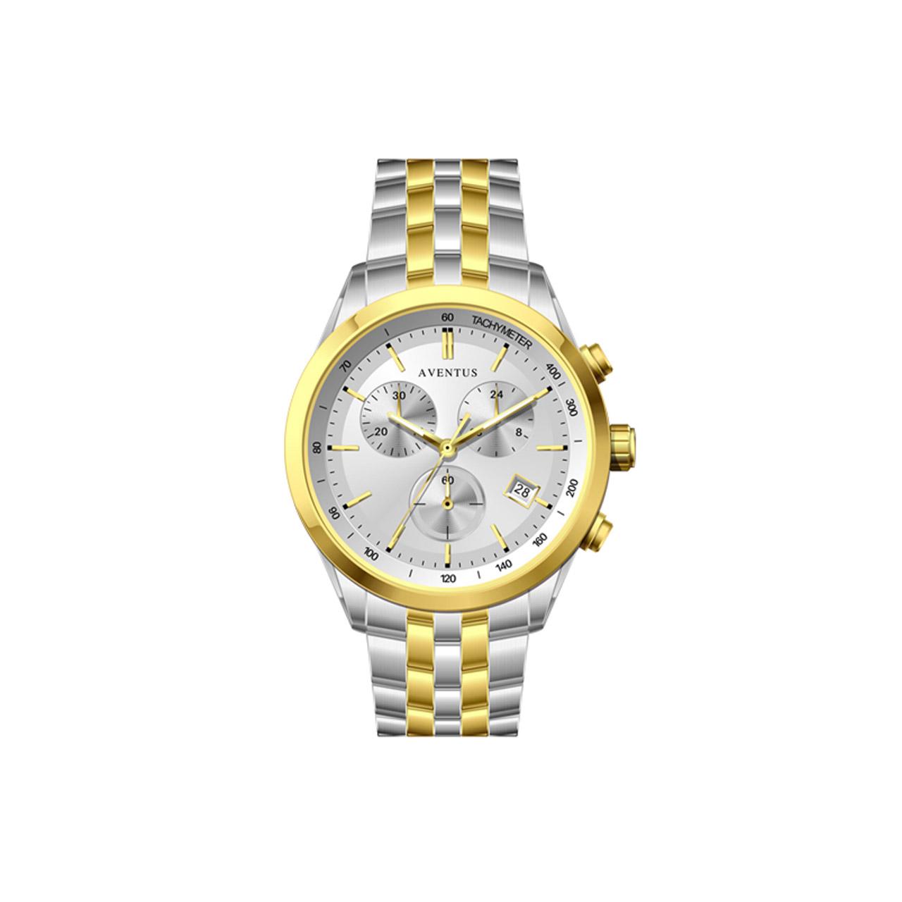 ساعت مچی عقربه ای زنانه اونتوس مدل 1351-5LWH 3