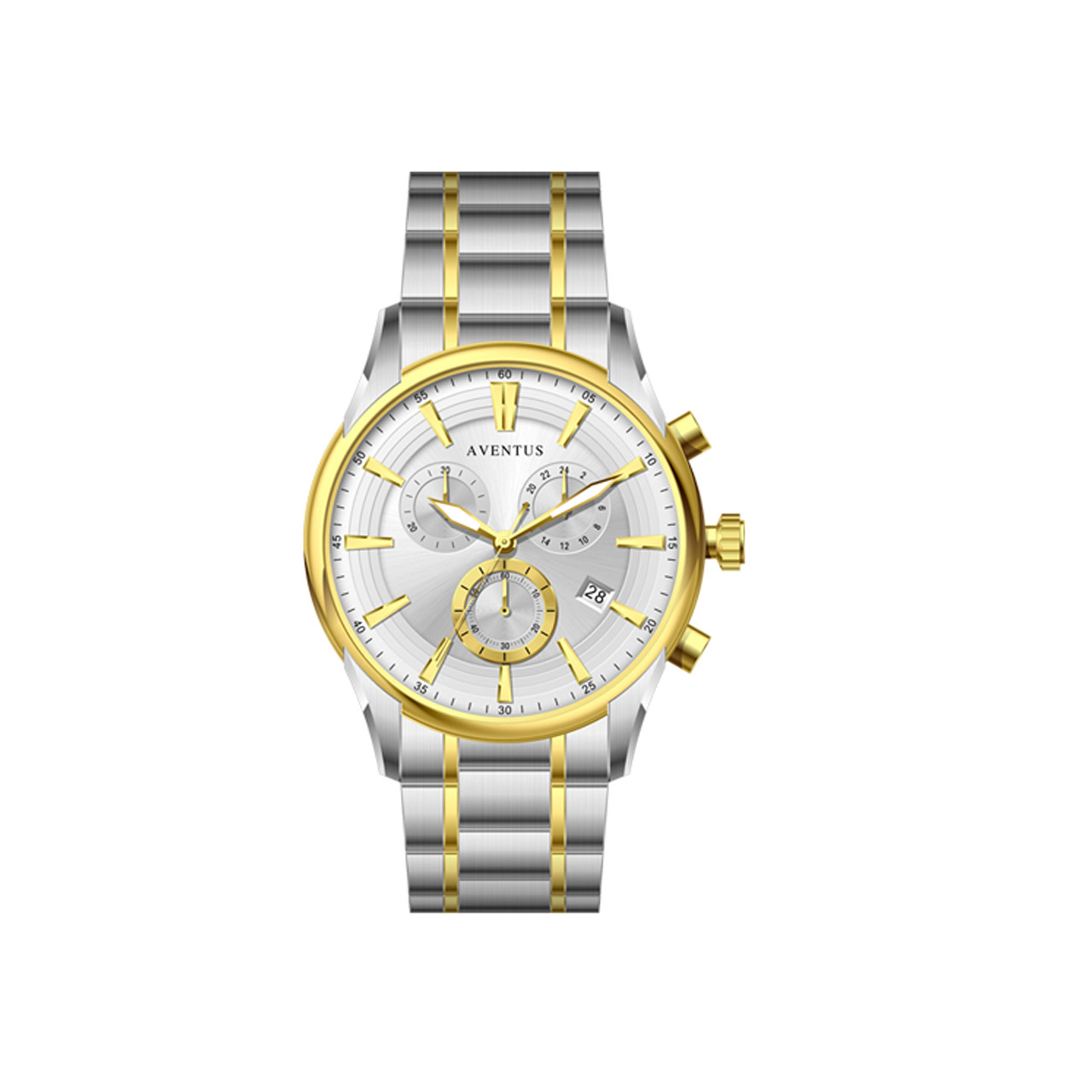 ساعت مچی عقربه ای زنانه اونتوس مدل 1352-5LWH 55