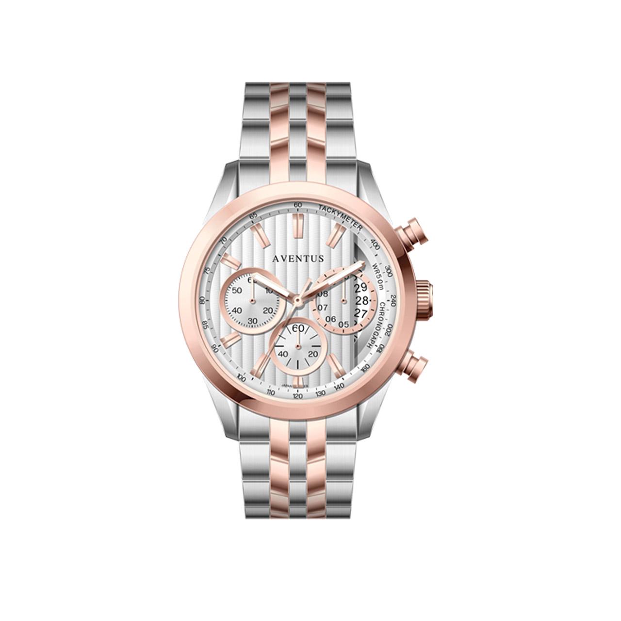 ساعت مچی عقربه ای زنانه اونتوس مدل 1346-6LWH 19