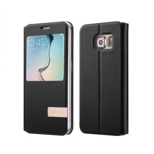 کیف کلاسوری یوسمز مدل Muge Series مناسب برای گوشی سامسونگ موبایل S6 Edge