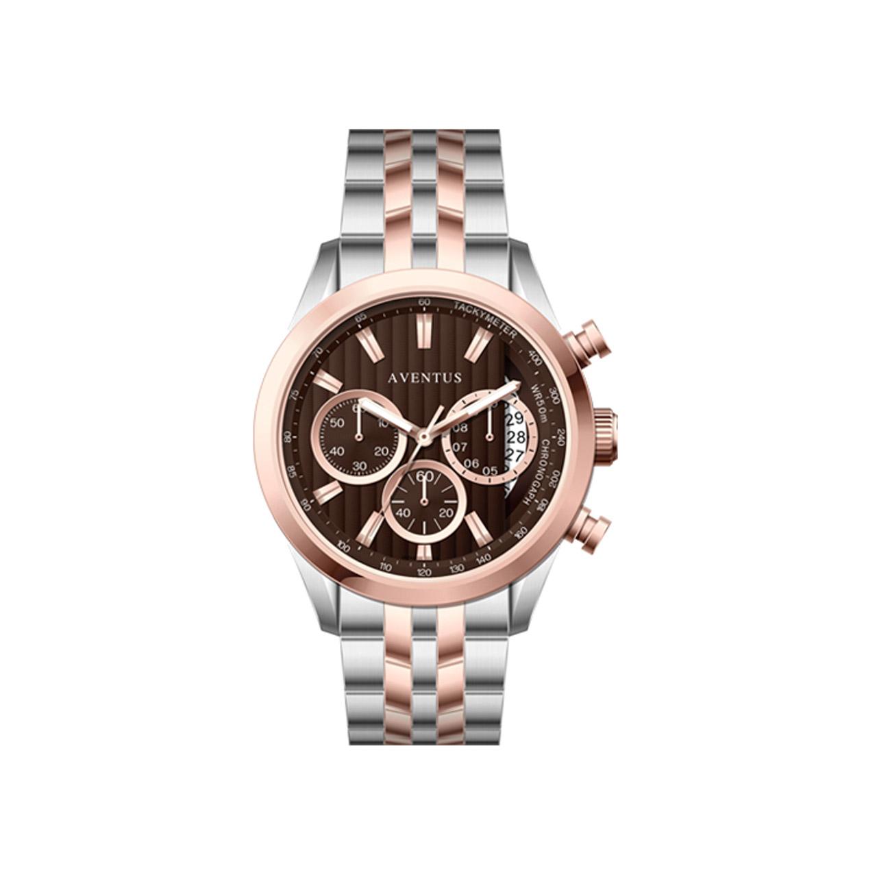ساعت مچی عقربه ای زنانه اونتوس مدل 1346-6LBR 15