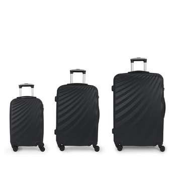 مجموعه سه عددی چمدان گابل مدل رویال 117822 | Gabol Royal 117822 Luggage Set of Three