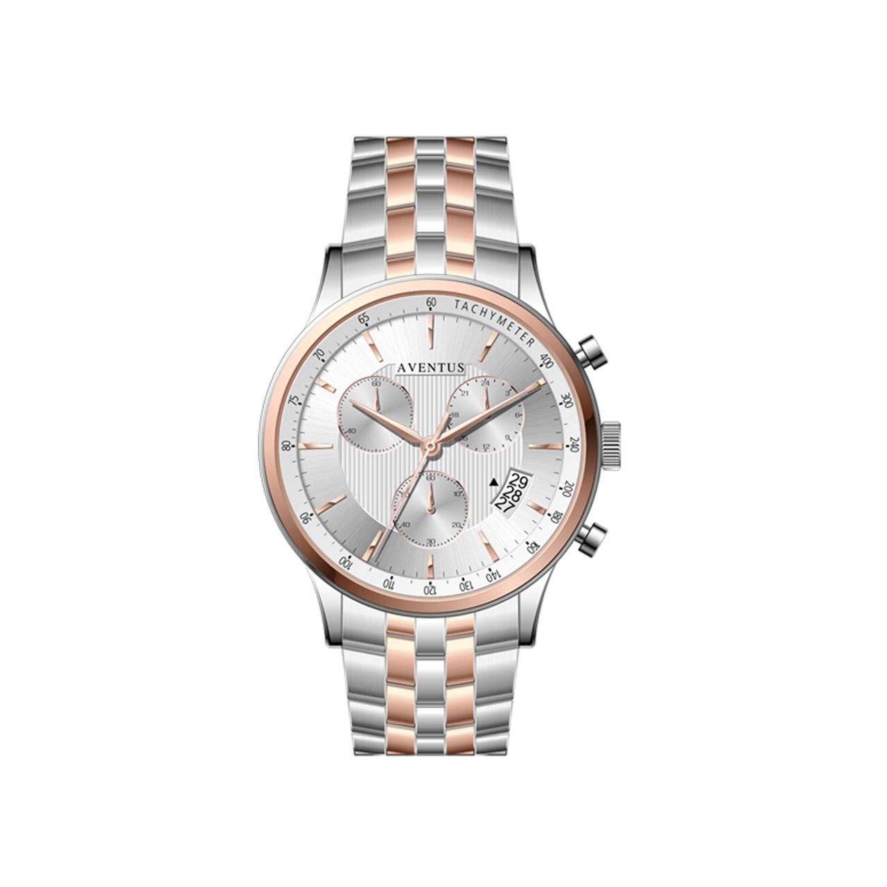 ساعت مچی عقربه ای زنانه اونتوس مدل 1350-6LWH 8