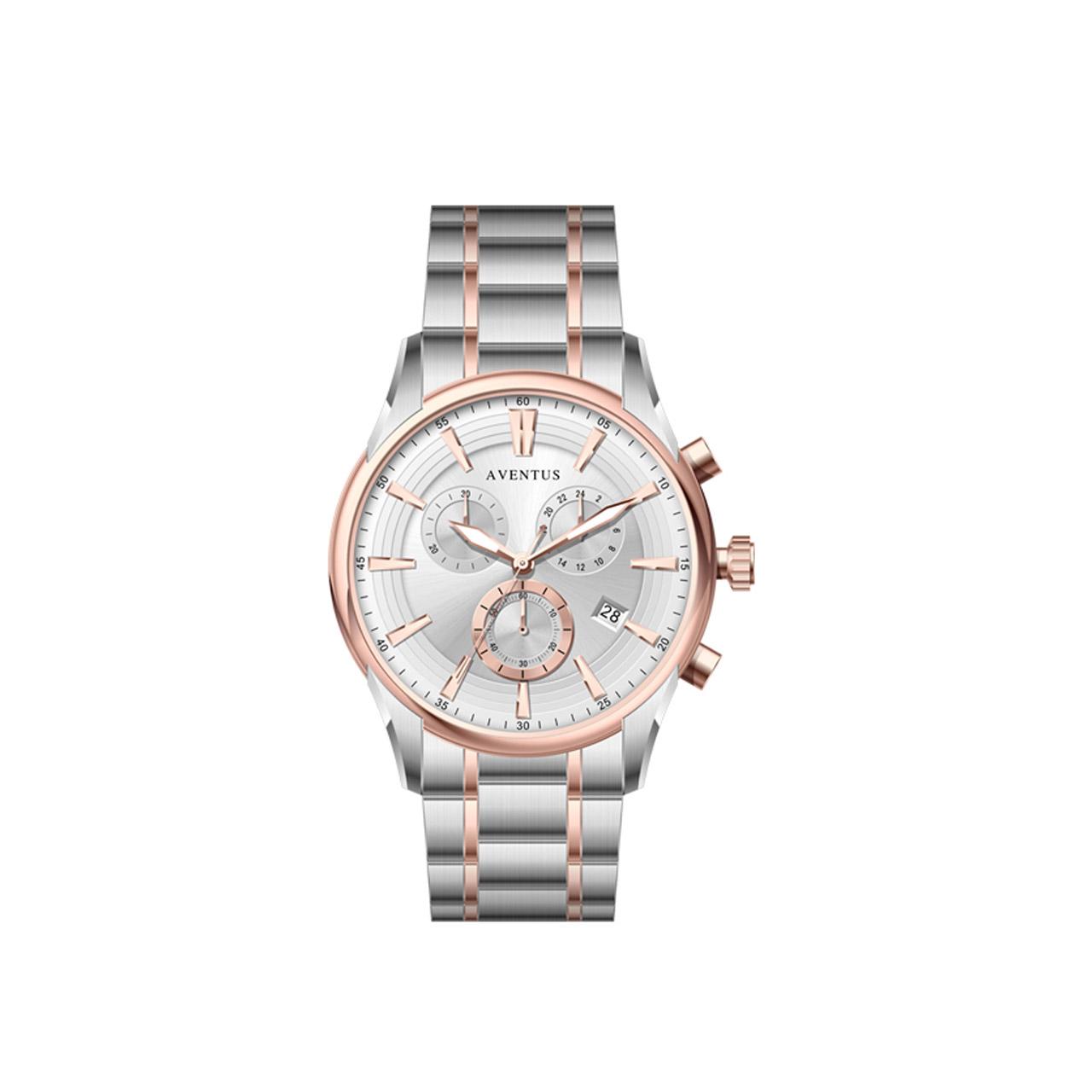 ساعت مچی عقربه ای زنانه اونتوس مدل 1352-6LWH