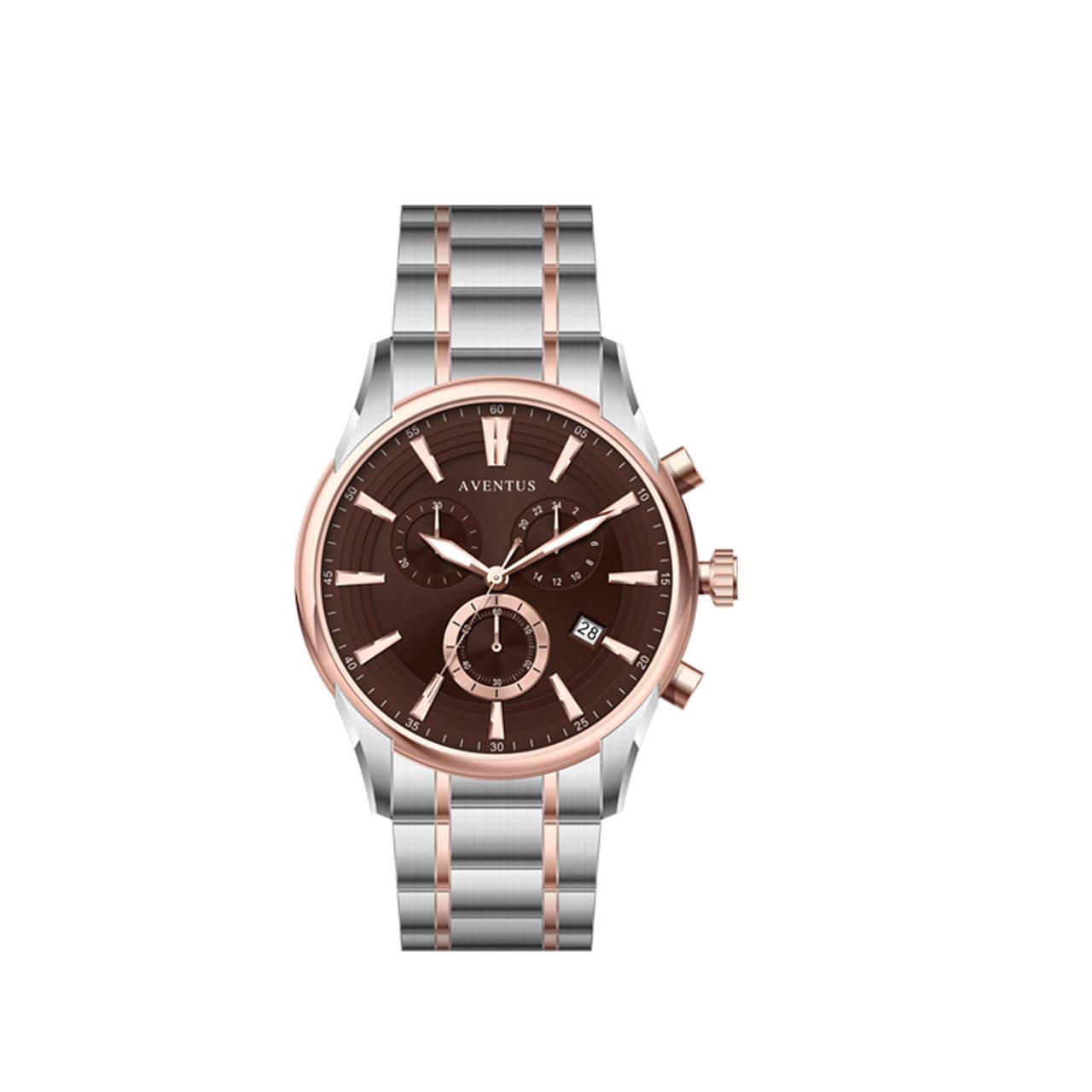 ساعت مچی عقربه ای زنانه اونتوس مدل 1352-6LBR