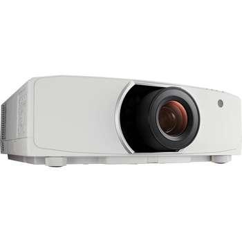 تصویر ویدئو پروژکتور ان ای سی مدل PA853W-41ZL همراه با لنز 41ZL NEC PA853W-41ZL Video Projector