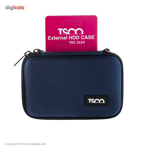 کیف هارد دیسک اکسترنال تسکو مدل THC 3154 main 1 1