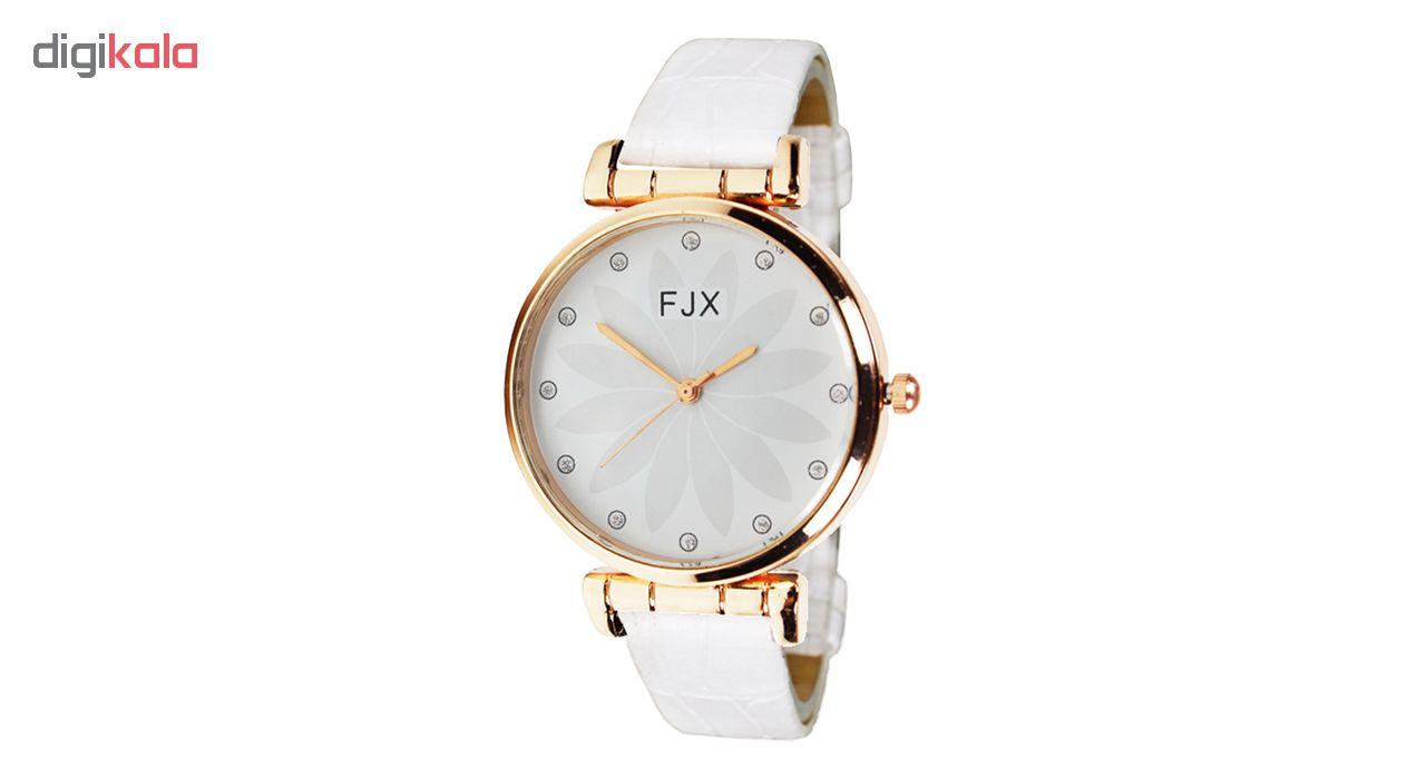 ساعت مچی عقربه ای زنانه اف جی ایکس مدل P5-7