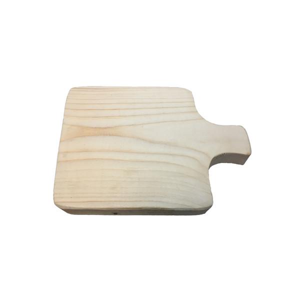تخته گوشت چوبی آرونی مدل پامچال سایز 1