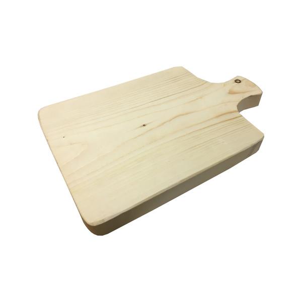 تخته گوشت چوبی آرونی مدل پامچال سایز 2