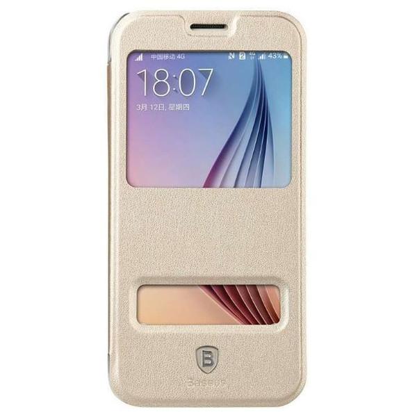 کیف کلاسوری باسئوس مدل Primary مناسب برای گوشی سامسونگ Galaxy S6