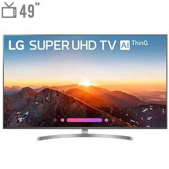تلویزیون هوشمند ال جی مدل 49UK77000GI سایز 49 اینچ