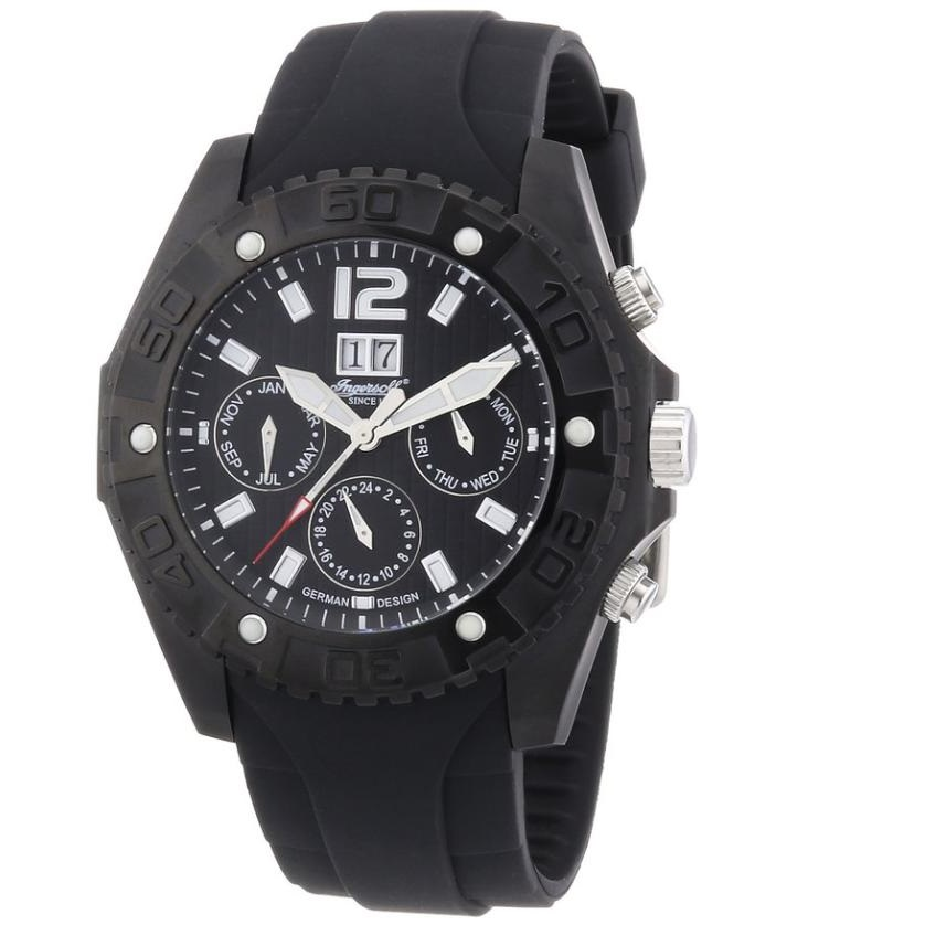 ساعت مچی عقربه ای مردانه اینگرسل مدل IN1210BBK