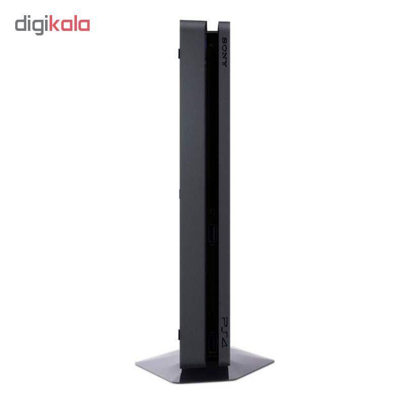 کنسول بازی سونی مدل Playstation 4 Slim کد Region 1 CUH-2215B ظرفیت 1 ترابایت main 1 4