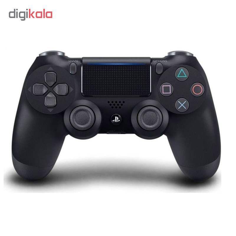 کنسول بازی سونی مدل Playstation 4 Slim کد Region 1 CUH-2215B ظرفیت 1 ترابایت main 1 5