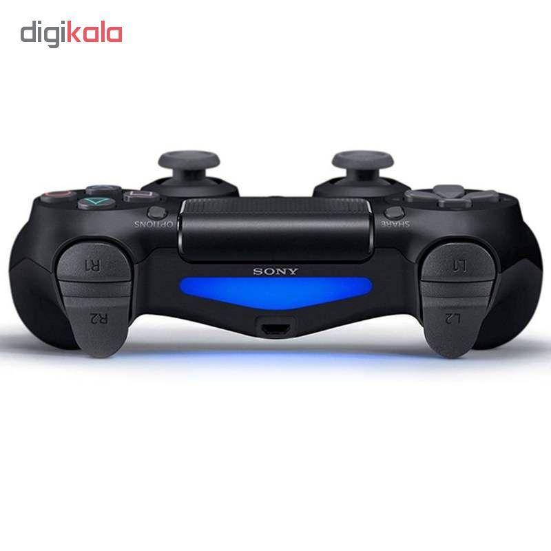 کنسول بازی سونی مدل Playstation 4 Slim کد Region 1 CUH-2215B ظرفیت 1 ترابایت main 1 6