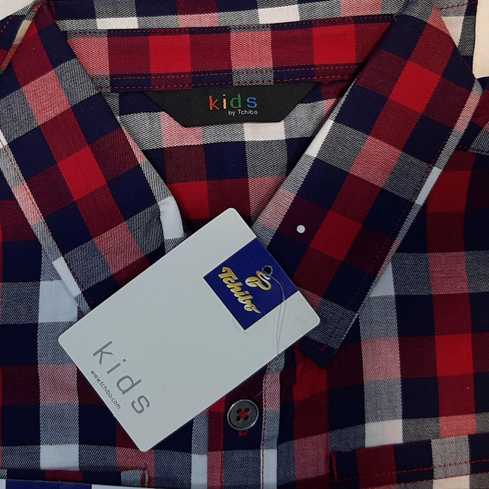 پیراهن پسرانه چیبو مدل 278as -  - 4