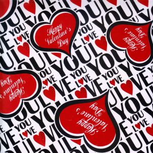 کاغذ کادو مدل عشق