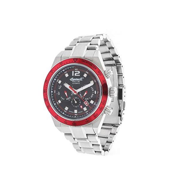 ساعت مچی عقربه ای مردانه اینگرسل مدل IN4104RDBK