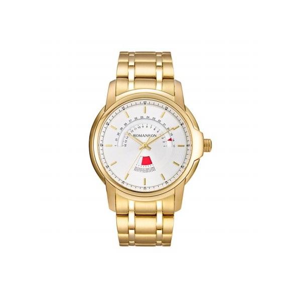 ساعت مچی عقربه ای مردانه رومانسون مدل TM6A21CMGGA1C4 42