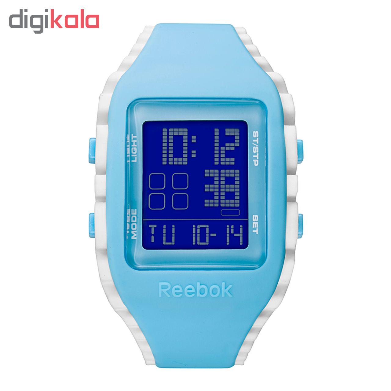 ساعت مچی دیجیتال ریباک مدل rf-wz1-g9-pkik-wb              👙