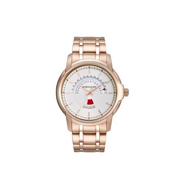 ساعت مچی عقربه ای مردانه رومانسون مدل TM6A21CMRRA1C4