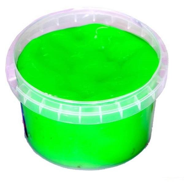 خرید                     ژل اسلایم مدل 4-R300 رنگ سبز