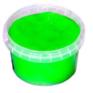 ژل اسلایم مدل 4-R300 رنگ سبز