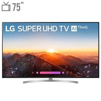 تلویزیون هوشمند ال جی مدل 75SK81000GI سایز 75 اینچ