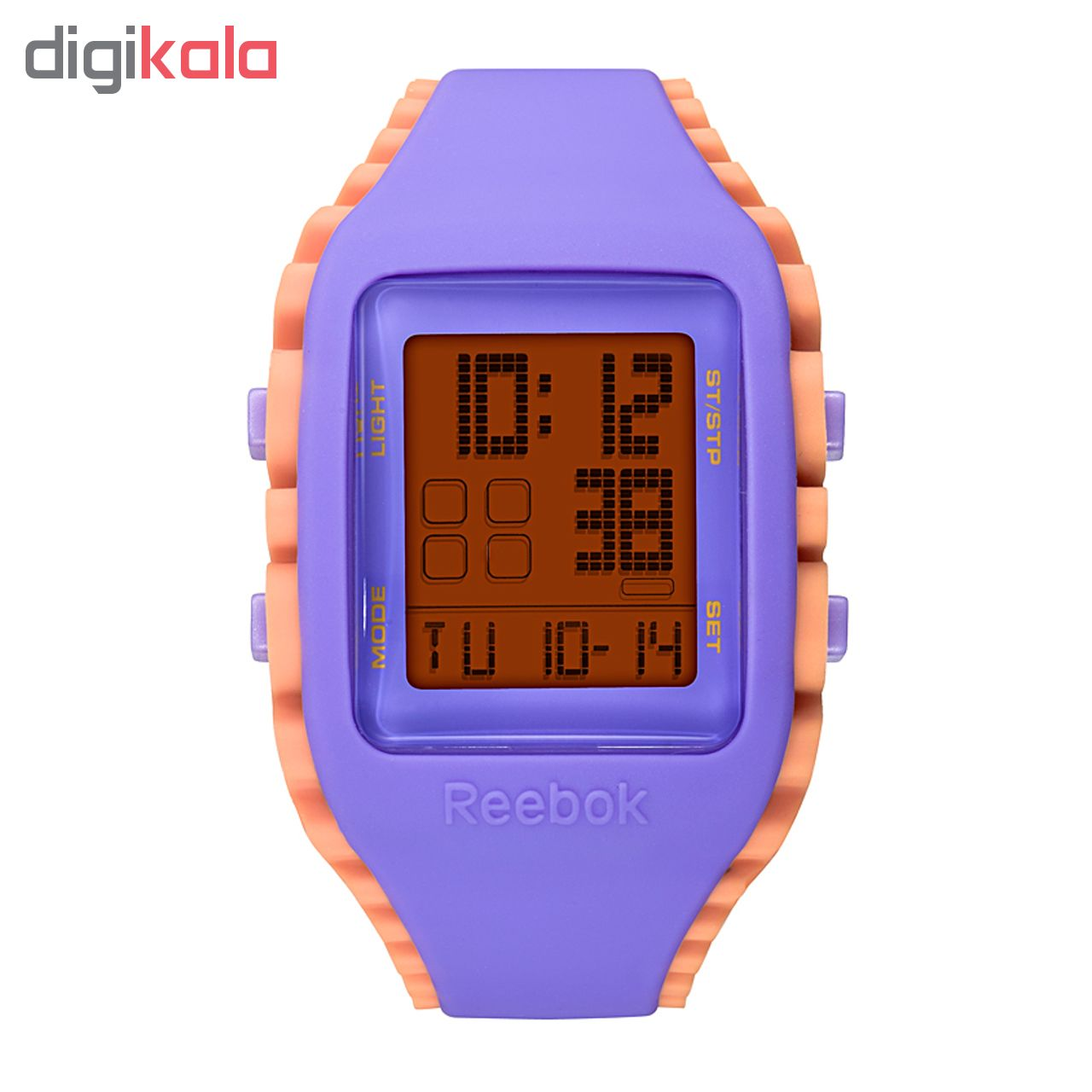 ساعت مچی دیجیتال ریباک مدل RF-WZ1-G9-PUPU-CB             قیمت
