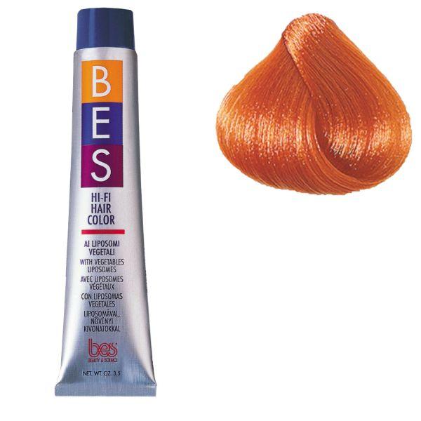 رنگ موی بس سری Copper  مدل Light Copper Blonde  شماره 8.4