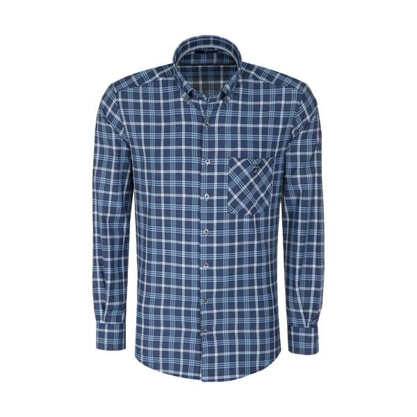 پیراهن مردانه ال سی من مدل 02141127-148