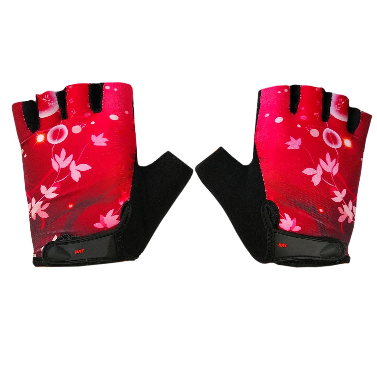 قیمت دستکش بدنسازی بت مدل Flower
