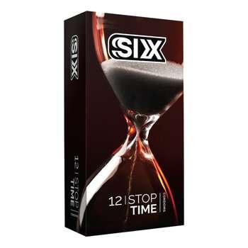 کاندوم سیکس مدل Stop Time بسته 12 عددی