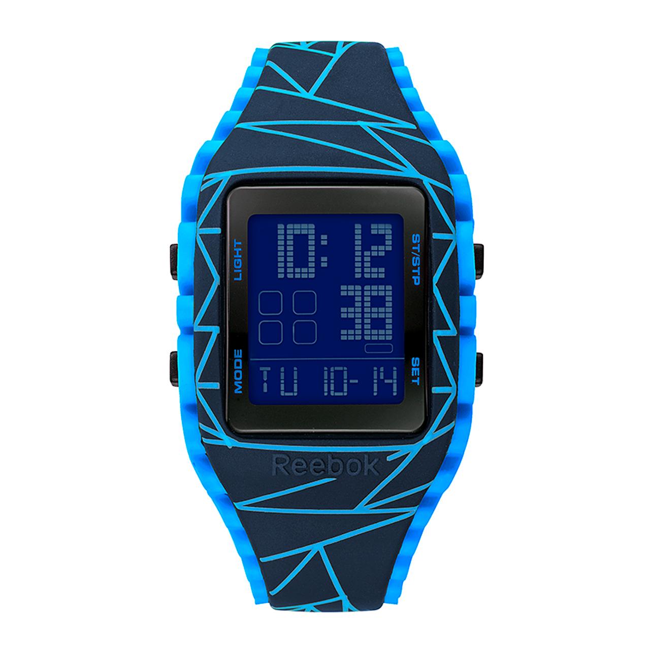 ساعت مچی دیجیتال ریباک مدل RF-WZN-G9-PNIN-LW