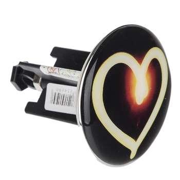 درپوش وان حمام مدل Flame Heart