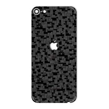 برچسب پوششی ماهوت مدل Silicon Texture مناسب برای گوشی موبایل اپل iPod touch 6th Gen