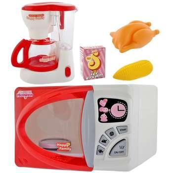 ست اسباب بازی مجموعه آشپزخانه مدل Happy Family |