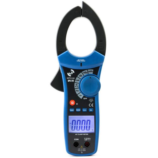 کلمپ متر GPS Ltd مدل GPS-212  اندازه گیری جریان AC تا 1000 آمپر