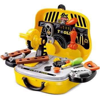 ست ابزار کودک مدل Deluxe Tool Set |