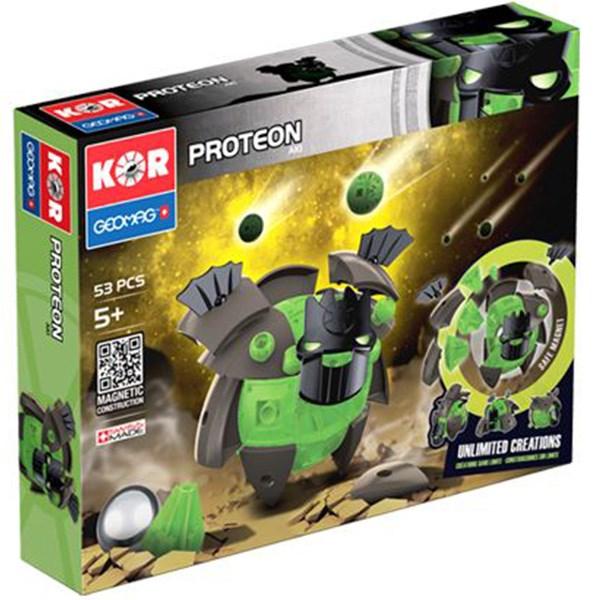 مدلسازی ژیومگ مدل Proteon Aki کد 611