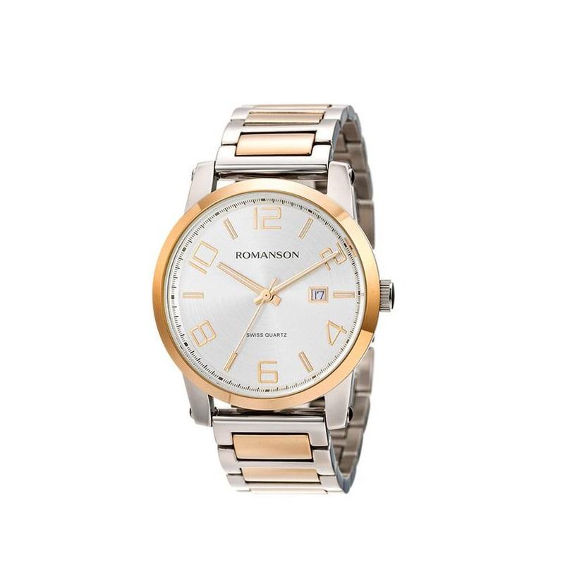 ساعت مچی عقربه ای مردانه رومانسون مدل TM0334MM1JAS6R