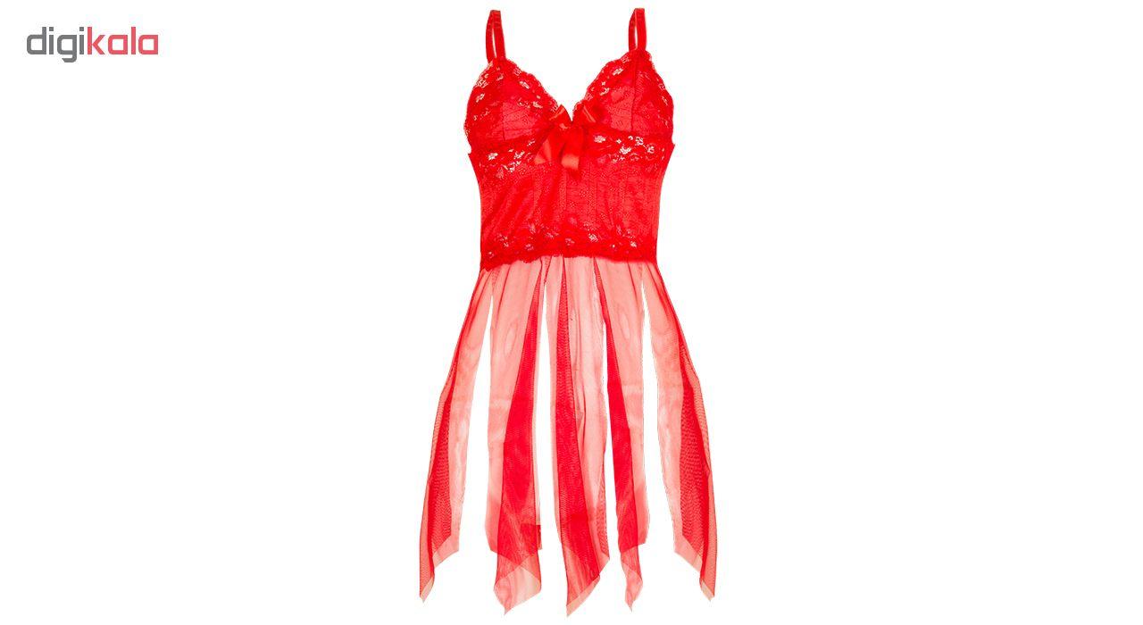 لباس خواب زنانه مدل Red Cherokee